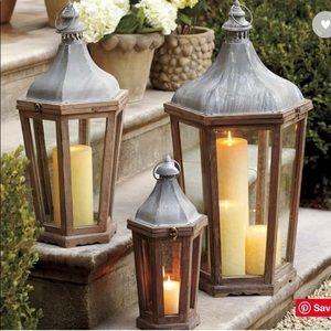 Pottery Barn Parkhill Lantern